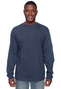 Econscious EC1500 Men's 5.5 oz. 100% Organic Cotton Classic Long-Sleeve T-Shirt