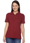 Ashworth 1148 Women's EZ-Tech Pique Polo