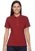 Jerzees 440W Women's Cotton Pique Polo Shirt