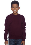 Jerzees 4662B Youth 50/50 Nublend 9.5oz crewneck Sweatshirt