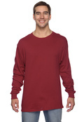 Hanes 5179 Adult 5.2 oz. 50/50 ComfortBlend EcoSmart Long-Sleeve T-Shirt