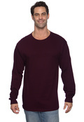 Hanes 5286 Comfortsoft Cotton Long Sleeve Adult T-Shirt