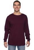 Hanes 5179 Adult 5.2 oz. 50/50 ComfortBlend EcoSmart Long-Sleeve T-Shirt