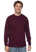 Augusta Sportswear 788 Men's Long-Sleeve 100% Polyester Moisture Wicking T-Shirt