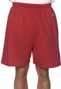 Champion 8187 Men's Gym Shorts-No Pockets