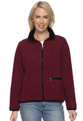 Chestnut Hill CH900W Women's Microfleece Full Zip Jacket