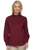 Devon & Jones D500W Women's Long-Sleeve Titan Twill