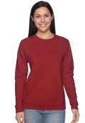 Gildan G180FL Ladies' 8 oz. Heavy Blend 50/50 Fleece Crew