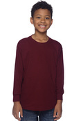 Gildan G540B Youth 5.3 oz. Heavy Cotton Long-Sleeve T-Shirt