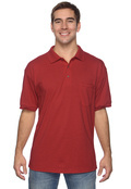 Gildan G890 50/50 Dry Blend Adult Jersey Polo With Pocket