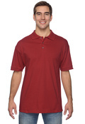 Jerzees J100 Adult Short Sleeve Cotton Jersey Polo