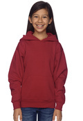 Hanes P473 Youth 7.8 oz. 50/50 Comfortblend Pullover Hooded Sweatshirt