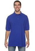 Hanes 055 Stedman Men's Comfortsoft Cotton Pique Polo