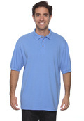 Hanes 055 Stedman Men's Comfortsoft Cotton Pique Polo