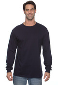 Anvil 429 Adult Organic Long-Sleeve T-Shirt