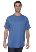 Devon & Jones DG370 Men's Dri-Fast Advantage Mesh Mock-Neck