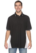 Devon & Jones DG380 Men's Dri-Fast Advantage Pique Polo Tail