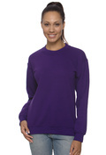 Gildan G180 Adult 50/50  Fleece Crewneck Sweatshirt